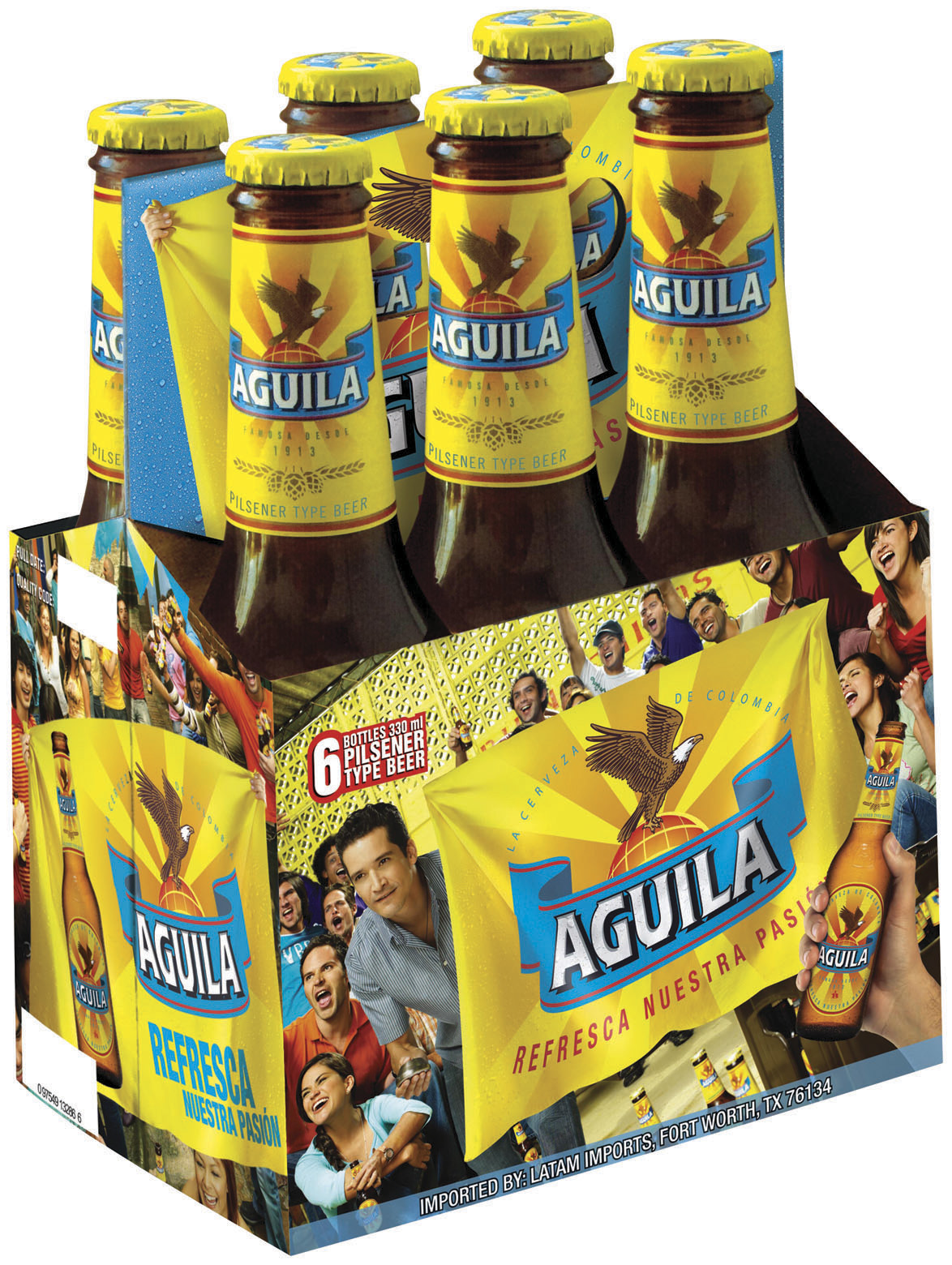 Aguila 6 Pack