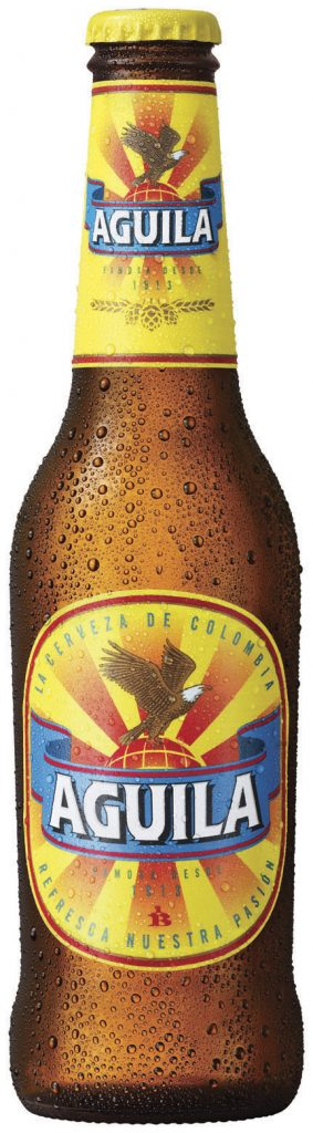 Aguila Bottle