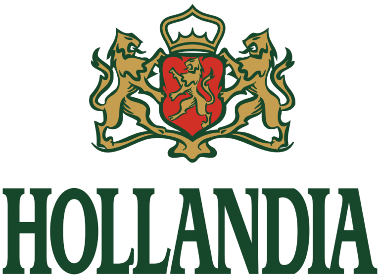Hollandia - Beer Brand Logo