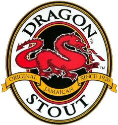 dragon stout brand logo