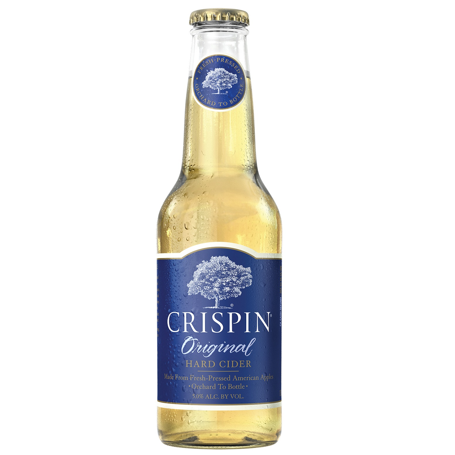 Crispin Original Hard Cider Bottle