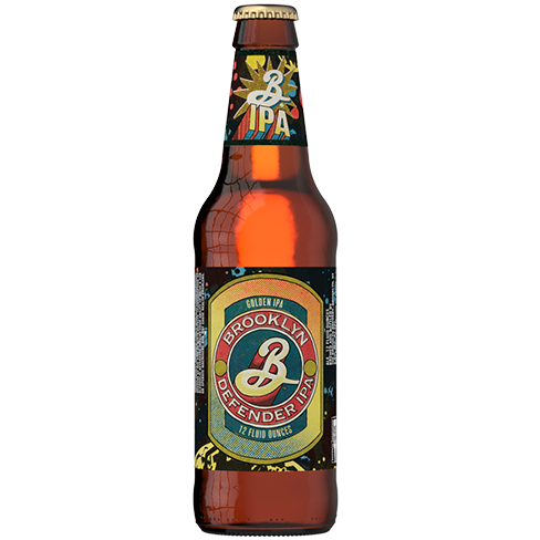 Brooklyn Defender IPA 12oz Bottle
