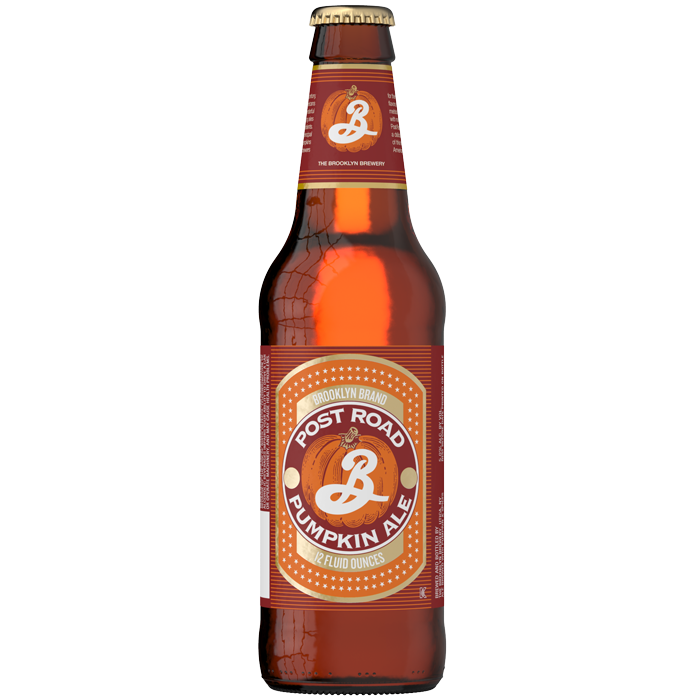 Brooklyn Pumpkin 12oz Bottle
