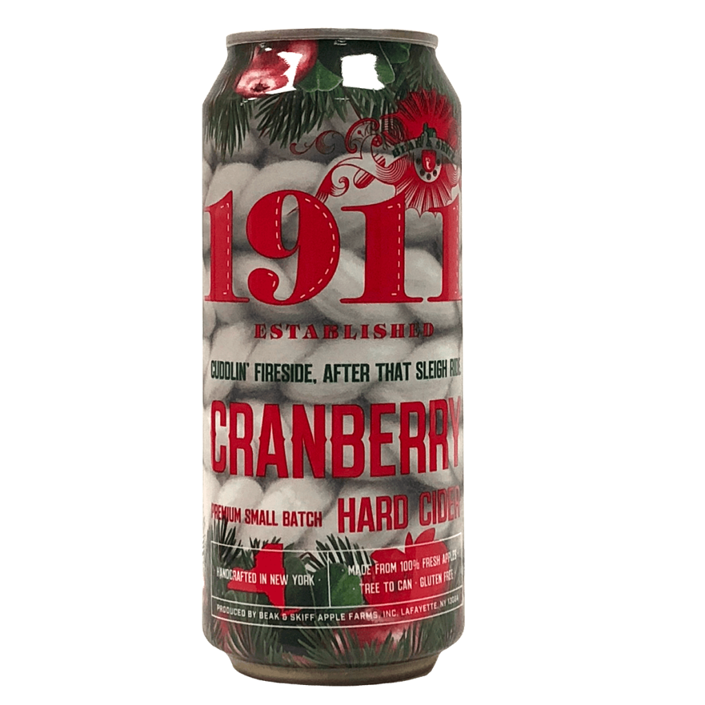 1911 Cranberry Hard Cider