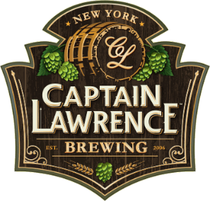 Captain Lawrence - Beer Brand Logo