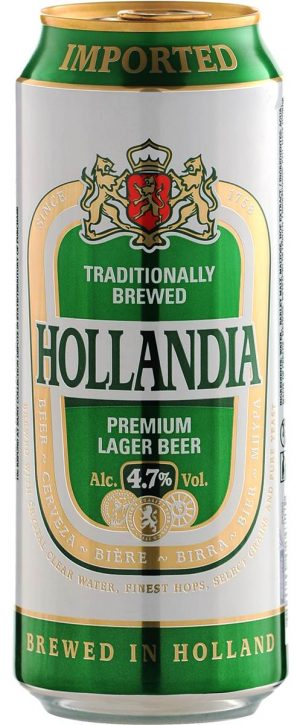 Hollandia 14.9oz cans