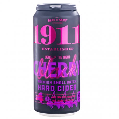 1911 Black Cherry 16oz Can