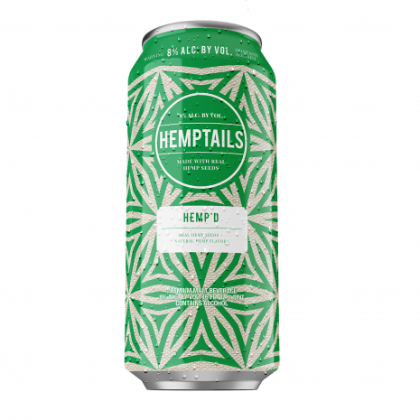 Hemp'd 16oz Can