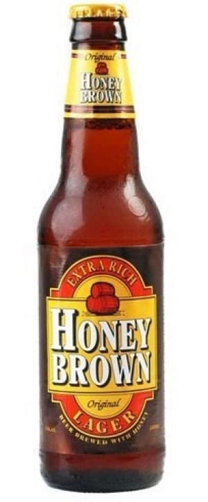 Honey Brown Lager 12oz bottle