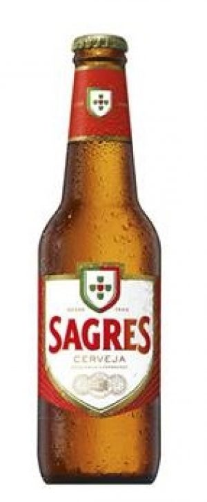 Sagres 11.2 oz bottle
