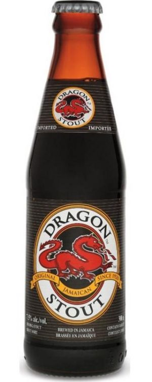 dragon stout 9.6oz bottle