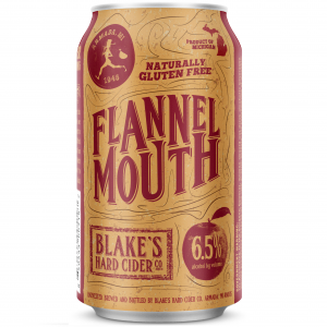 flannel mouth can